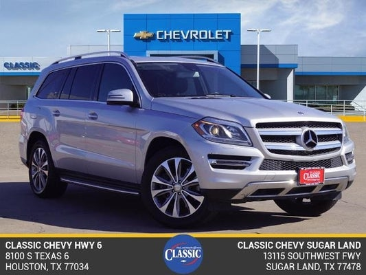 2013 Mercedes Benz Gl Class For Sale In Sugar Land Tx Stock Pa182590